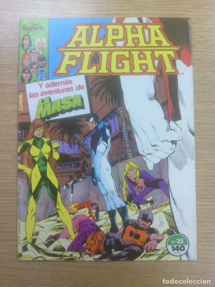 ALPHA FLIGHT VOL 1 #25 (Tebeos y Comics - Forum - Alpha Flight)
