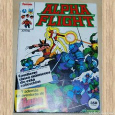 Cómics: ALPHA FLIGHT 1985 CONTIENE ESTOS NUMEROS Nº32-Nº33-Nº34-Nº35. Lote 80784996