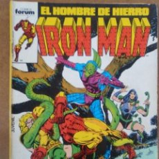 Fumetti: IRON MAN VOL. 1 Nº 15 - FORUM. Lote 80856436
