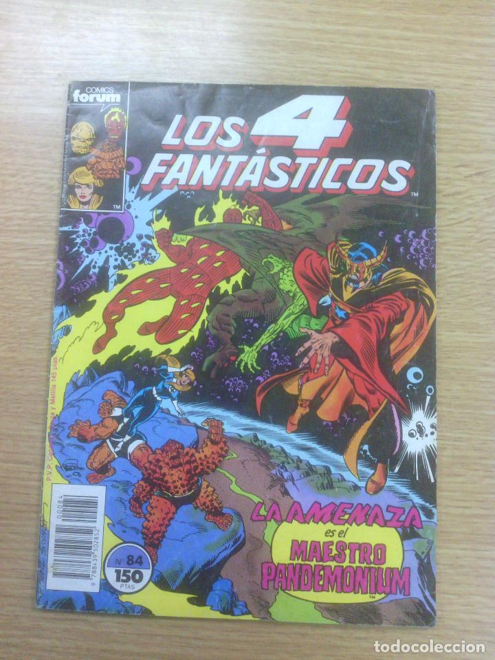 4 FANTASTICOS VOL 1 #84 (Tebeos y Comics - Forum - 4 Fantásticos)