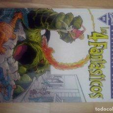 Cómics: COMIC FORUM PLANETA. BIBLIOTECA MARVEL LOS 4 FANTASTICOS Nº 01. Lote 81561636