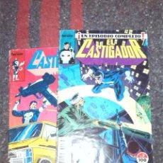 Cómics: EL CASTIGADOR Nº 7 (Nº 30 DE REGALO). Lote 81682828