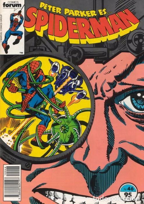 SPIDERMAN VOL.1 Nº 46 - FORUM (Tebeos y Comics - Forum - Spiderman)