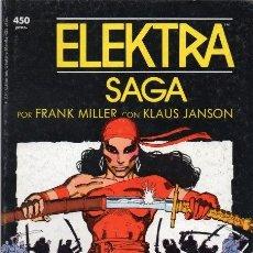 Cómics: COLECCIÓN PRESTIGIO VOL.1 Nº 4 - FORUM. ELEKTRA SAGA TOMO 1. FRANK MILLER.. Lote 82256060