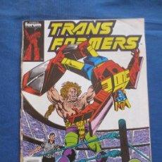 Cómics: TRANSFORMERS Nº 54 - FORUM - ABRIL 1990. Lote 82268320