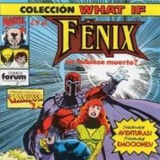 Cómics - WHAT IF Nº 43 FENIX - FORUM - 82647336