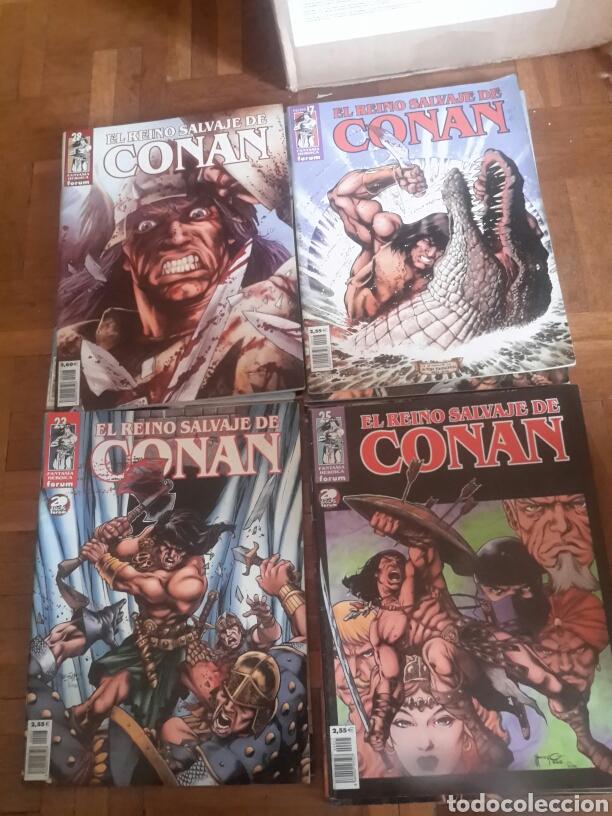 COMIC DE CONAN (Tebeos y Comics - Forum - Conan)