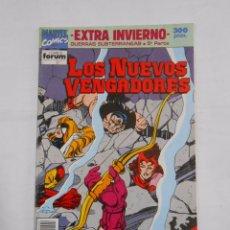 Cómics: LOS NUEVOS VENGADORES - GUERRAS SUBTERRANEAS - EXTRA INVIERNO 5ª PARTE. MARVEL COMICS FORUM. TDKC23. Lote 83141964