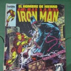 Cómics: IRON MAN Nº 18 - FORUM. Lote 83283404