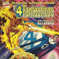 Cómics: 4 FANTASTICOS MARVEL ACTION HOUR EN ESPAÑOL (CAVALIERI / ALCATENA). Lote 83289624