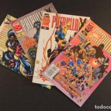 Cómics: COMICS FORUM - LA PATRULLA X VOL. 2 NÚMS. 14, 18, 19 Y 24 - IMPECABLES. Lote 83307460