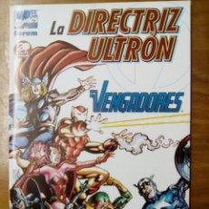 Cómics: VENGADORES LA DIRECTRIZ ULTRÓN. FÓRUM MARVEL. Lote 83351564