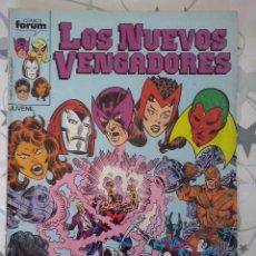 Cómics: FORUM - NUEVOS VENGADORES VOL.1 NUM. 3. Lote 83373788