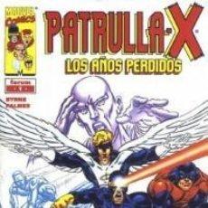 Cómics: PATRULLA X LOS AÑOS PERDIDOS Nº 1 IMPECABLE. Lote 83489120