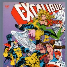 Cómics: COLECCION PRESTIGIO Nº 55 EXCALIBUR / CRUCES EN X - VS. X MEN - FORUM 1993 EDI. PLANETA DE AGOSTINI. Lote 83554136