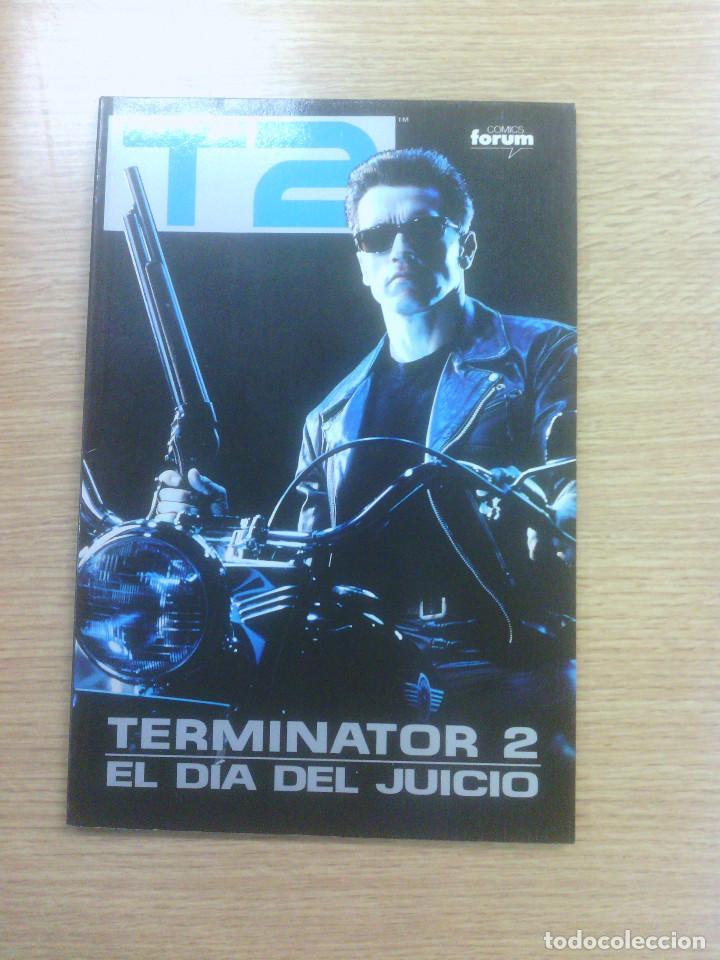 T2 TERMINATOR 2 EL DIA DEL JUICIO (Tebeos y Comics - Forum - Prestiges y Tomos)