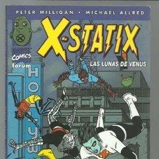 Cómics: X-STATIX: LAS LUNAS DE VENUS, 2004, MUY BUEN ESTADO. Lote 83675460