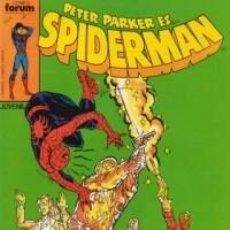 Cómics: SPIDERMAN VOLUMEN 1 NUMERO 42 FORUM.. Lote 83754456