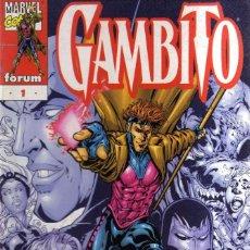 Cómics: GAMBITO Nº 1 FORUM EXCELENTE ESTADO FORUM. Lote 83816828