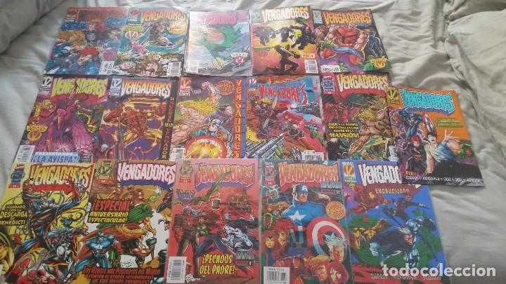 VENGADORES VOL.2 (OBRA COMPLETA 14 NÚMEROS + ESPECIALES) (Tebeos y Comics - Forum - Vengadores)