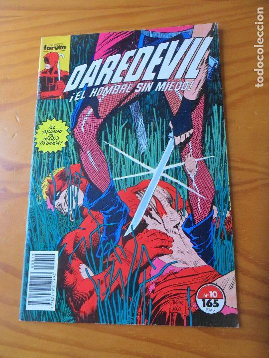DAREDEVIL V.2 VOLUMEN 2 - Nº 10 - FORUM (Tebeos y Comics - Forum - Daredevil)