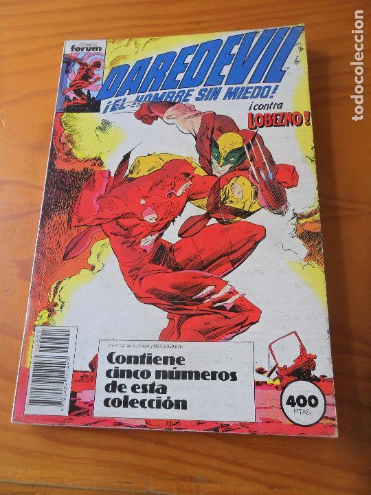 DAREDEVIL V.2 VOLUMEN 2 - DEL Nº 1 AL 5 EN UN TOMO RETAPADO - FORUM (Tebeos y Comics - Forum - Daredevil)