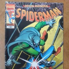 Cómics: SPIDERMAN JOHN ROMITA Nº 40 - FORUM. Lote 84136412