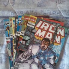 Cómics: LOTE IRON MAN VOL.2 NºS 2 3 6 8 - NÚMEROS SUELTOS DISPONIBLES. Lote 84314588