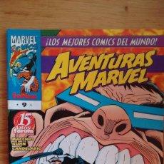 Cómics: AVENTURAS MARVEL UN RELATO INEDITO DE LOS 4 FANTASTICOS FORUM Nº 9. Lote 84491112