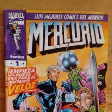 Cómics: MERCURIO FORUM Nº 1. Lote 84491588