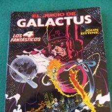 Cómics: OBRAS MAESTRAS Nº 4 EL JUICIO DE GALACTUS FORUM. Lote 84493148