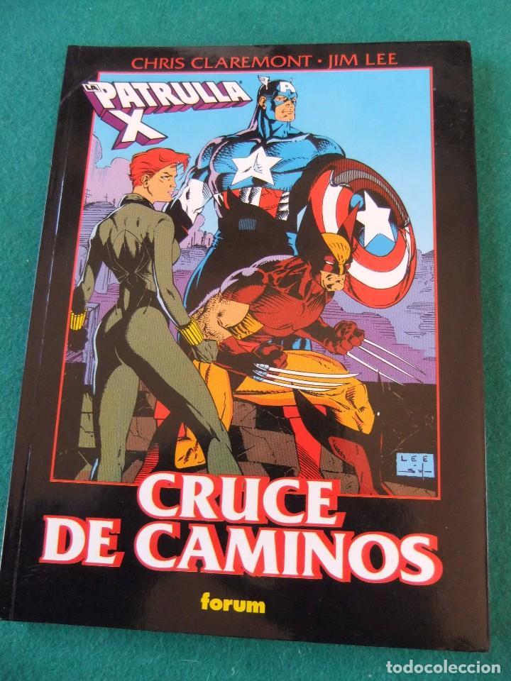 OBRAS MAESTRAS Nº 25 LA PATRULLA X CRUCE DE CAMINOS FORUM (Tebeos y Comics - Forum - Prestiges y Tomos)