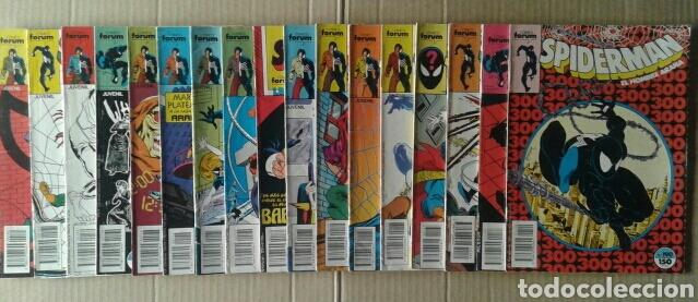 Cómics: Lote Spiderman (Comics Forum): 84 números entre el 57 y el 299 (ver descripción) - Foto 4 - 84500783
