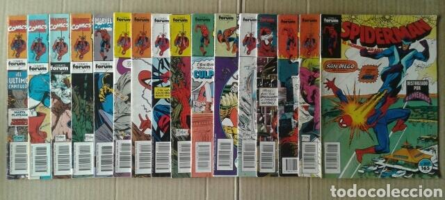 Cómics: Lote Spiderman (Comics Forum): 84 números entre el 57 y el 299 (ver descripción) - Foto 6 - 84500783