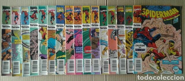 Cómics: Lote Spiderman (Comics Forum): 84 números entre el 57 y el 299 (ver descripción) - Foto 7 - 84500783