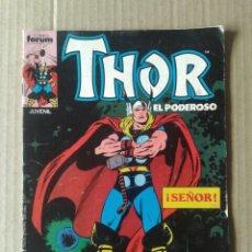 Cómics: THOR EL TODOPODEROSO N°47. COMICS FORUM, 1983.. Lote 184677242