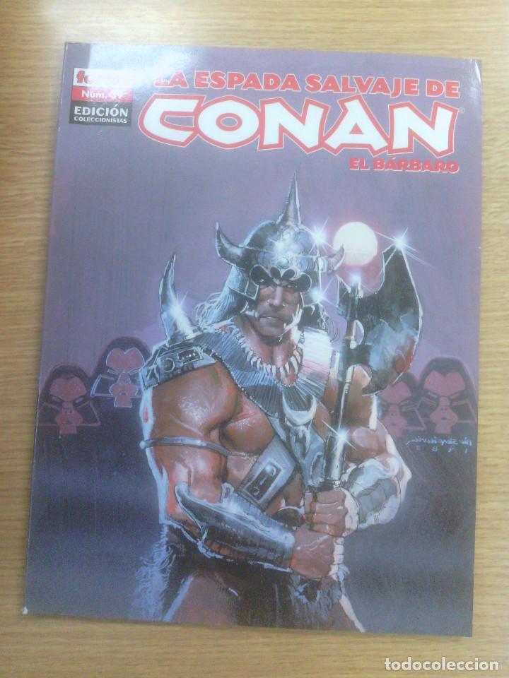 ESPADA SALVAJE DE CONAN EDICION COLECCIONISTAS #39 (Tebeos y Comics - Forum - Conan)