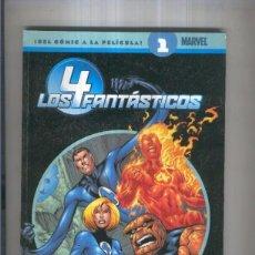Cómics: LOS 4 FANTASTICOS SEMANAL NUMERO 1 - EJEMPLAR NUEVO. Lote 84656468