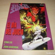 Cómics: THE SILVER SURFER - EL DÍA DEL JUICIO - STAN LEE Y JOHN BUSCEMA - FORUM . Lote 84666624