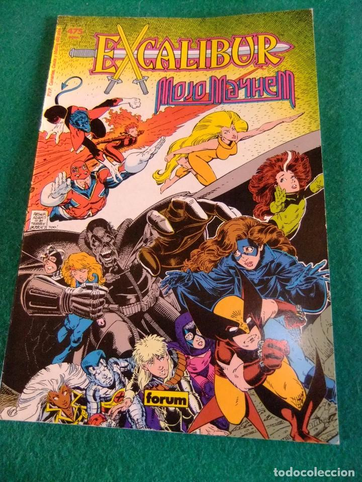 EXCALIBUR COLECCION PRESTIGIO Nº 8 FORUM (Tebeos y Comics - Forum - Prestiges y Tomos)
