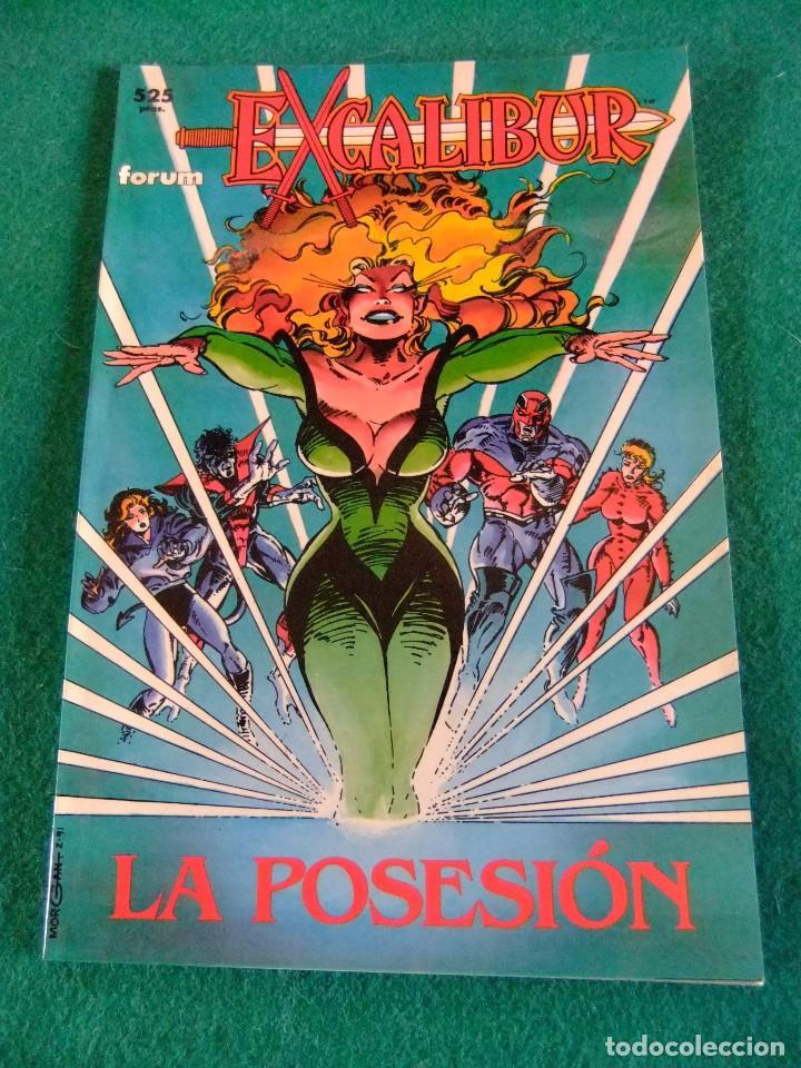 EXCALIBUR COLECCION PRESTIGIO Nº 43 FORUM (Tebeos y Comics - Forum - Prestiges y Tomos)