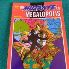 Comics : UN MUTANTE EN MEGALOPOLIS COLECCION PRESTIGIO Nº 27 FORUM. Lote 84690352