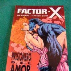 Cómics: FACTOR X PRISIONERO DEL AMOR COLECCION PRESTIGIO Nº 22 FORUM. Lote 84690824