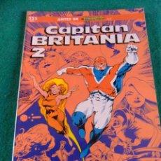 Cómics: EL CAPITAN BRITANIA 2 COLECCION PRESTIGIO Nº 20 FORUM. Lote 84691552