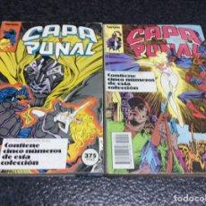 Cómics: REETAPADOS CAPA Y PUÑAL. TOMOS 1 Y 2 - CONTIENE Nº 1 AL 10. Lote 84782376