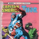 Cómics: COMIC FORUM 1991 CAPITAN AMERICA & THOR VOL1 Nº 65 DE RETAPADO. Lote 85063068