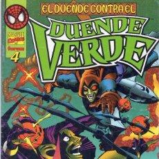 Cómics: COMIC FORUM DUENDE VERDE VOL1 Nº 4 (MUY BUEN ESTADO). Lote 85300716