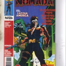 Cómics: COMIC FORUM NOMADA VOL1 Nº 1 (EXCELENTE ESTADO). Lote 85301020