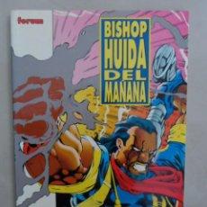 Cómics: BISHOP: HUIDA DEL MAÑANA - POSIBLE ENVÍO GRATIS - ONE-SHOT 7 - FORUM - OSTRANDER & CARLOS PACHECO. Lote 85302652
