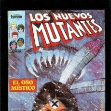 Fumetti: LOS NUEVOS MUTANTES (1986) Nº 18. Lote 85326480